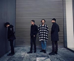 the 1975, matty healy, and music image