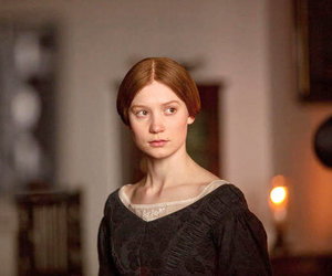 jane eyre and charlotte bronte image