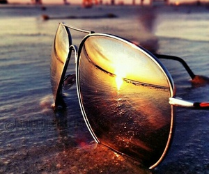 beach, photography, and summer image