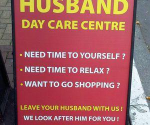 funny and husband image