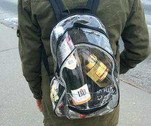drink, fashion, and gang image