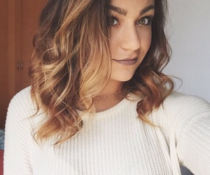 hair and andrea russett image