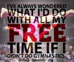 free, gym, and time image