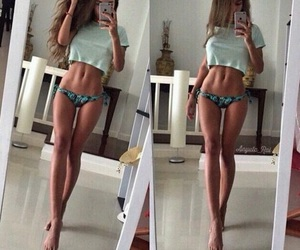 abs, lifestyle, and slim image