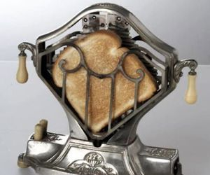 toaster and vintage image