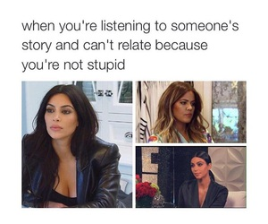 funny, lol, and kardashians image
