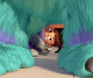 animation, boo, and pixar image