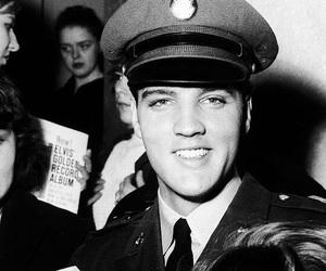 60s and Elvis Presley image
