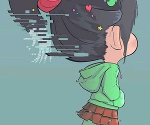 disney, vanellope, and wreck it ralph image