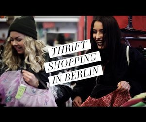 berlin, germany, and thrift store image