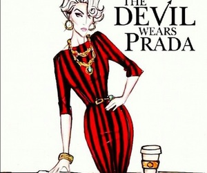 fashion, the devil wears prada, and style image