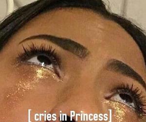 princess, cry, and funny image