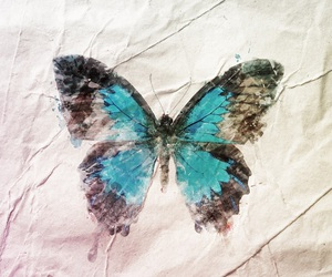 butterfly, art, and wallpaper image