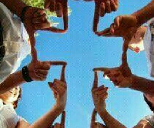 god, people, and cross image
