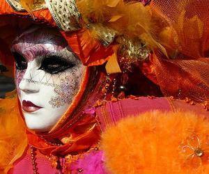 masks, venezia, and venice image