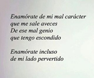 ​amor, frases, and enamorate image