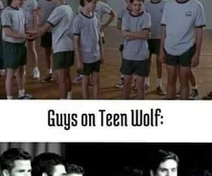 teen wolf, boy, and guy image