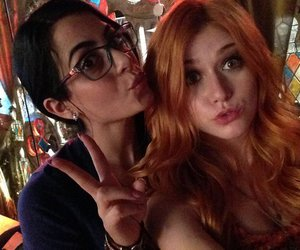 babes, shadowhunters, and emeraude toubia image