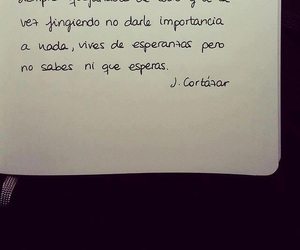 frases, hope, and cortazar image