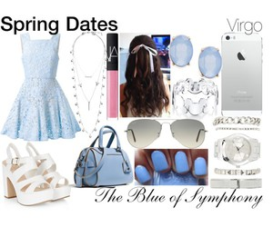 astrology, bag, and Polyvore image