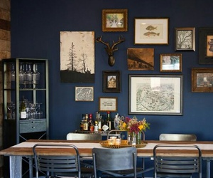 home decor, wall art, and dining room decor image