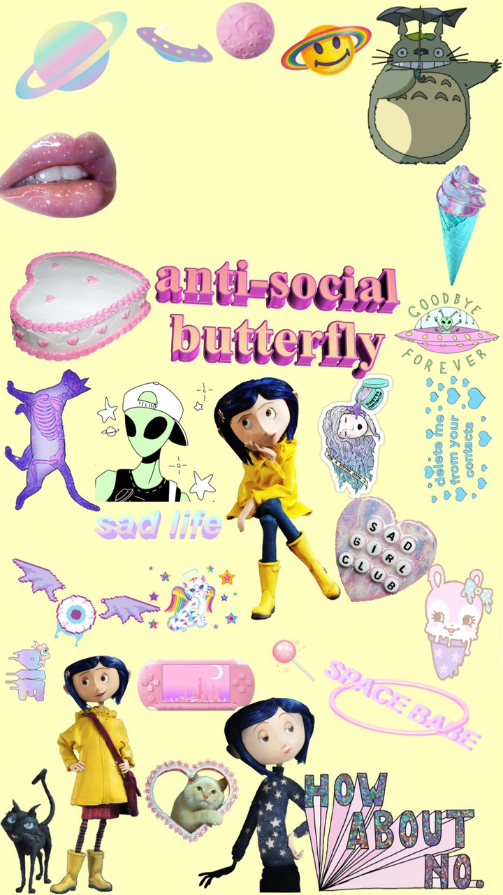 Image About Cute In Pastel Goth By Nashiro Yasuhisa