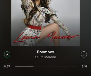 boombox, Laura, and laura marano image