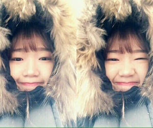 yoojung, fantagio, and produce 101 image