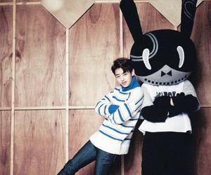 boy, korean, and daehyun image