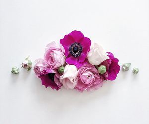 beautiful, flowers, and flores image