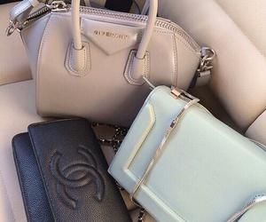 chanel, bag, and Givenchy image