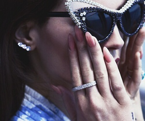 lana del rey, sunglasses, and lana image