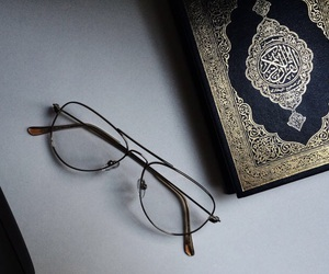book, photography, and quran image