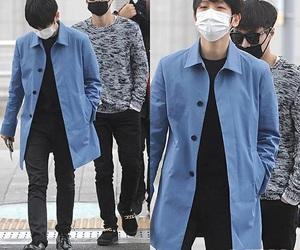 exo, lay, and baekhyun image