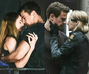 four, six, and insurgent image