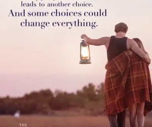 nicholas sparks and the choice image
