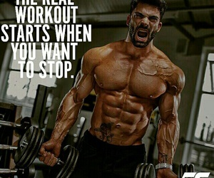 aesthetic, fitness, and motivation image