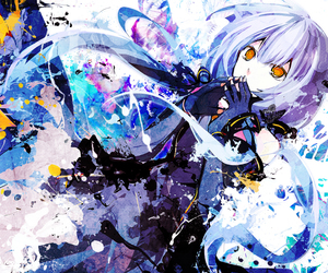 anime, vocaloid, and stardust image