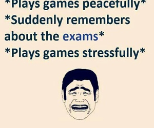 exam and quotes image