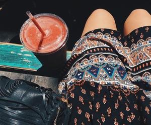 dress, fashion, and juice image