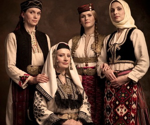 balkan, fashion, and history image