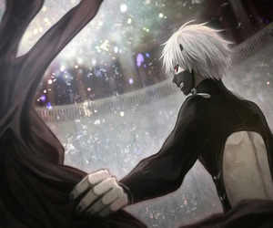 art, pretty, and tokyo ghoul image