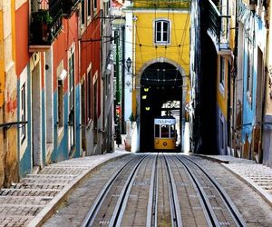 lisbon, travel, and portugal image