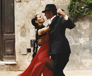 dance, red, and passion image