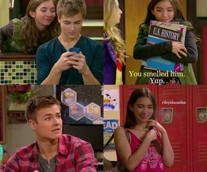 girl meets world, lucaya, and rucas image