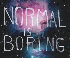 boring, galaxy, and normal image