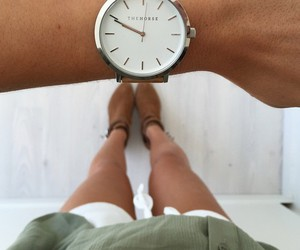 clock and fashion image