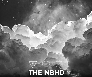 the neighbourhood, clouds, and the nbhd image