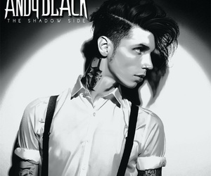 andy black, andy biersack, and bvb image