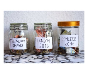 concerts, diy, and jars image